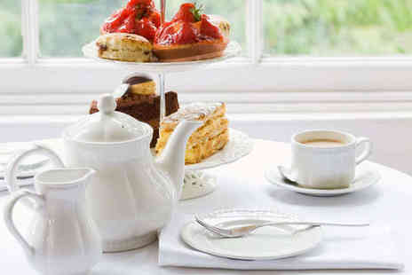 The Forest Park Hotel - Afternoon Tea for Two - Save 50%