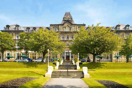 Puma The Palace Hotel - One Night  Stay for Two People with Full English Breakfast - Save 57%