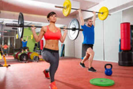 Fit Body Boot Camp - Four Weeks Group Personal Training with Unlimited Sessions - Save 87%