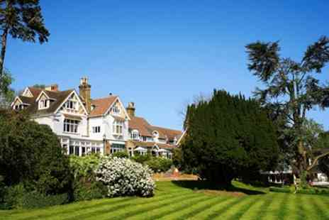 Rowhill Grange Hotel - Kent Country Spa Retreat with Gourmet Dining - Save 53%