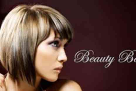 Beauty Base - Half Head of Highlights With Wash, Cut, and Blow Dry - Save 62%