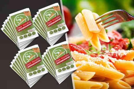 Glow Nutrition - 24x 200g packs of low calorie pasta - Save 37%