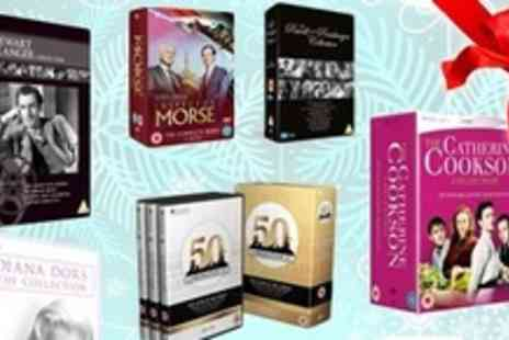 ITV Shop - Classic Film DVD Box Sets - Save 58%