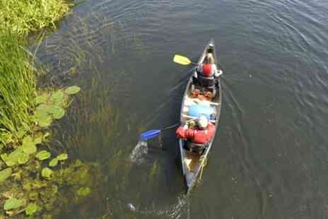 Canoe2 -  Two Hour River Nene Trip For Two - Save 54%