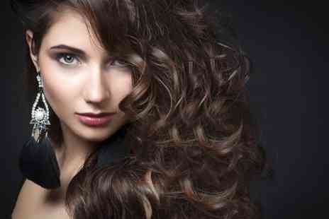 The Den - Restyle with Intense Conditioning Treatment - Save 64%