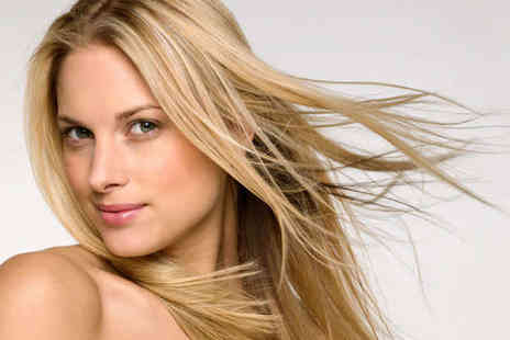 Cosentino's Hair & Beauty - Haircut and Blow Dry with Hair and Scalp Treatment - Save 62%