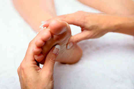 Myung Therapies - Hour Long Reflexology Session - Save 53%