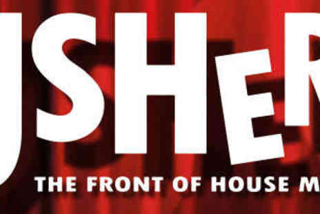 Charing Cross Theatre - Ticket to Ushers The Front of House Musical - Save 41%