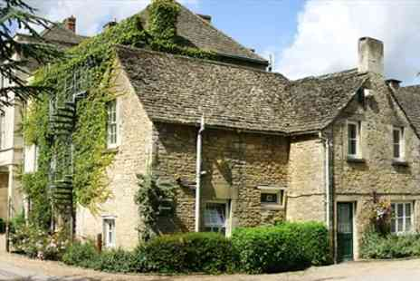 Stratton House Hotel - Overnight accommodation with full English breakfast  at Cotswolds - Save 39%