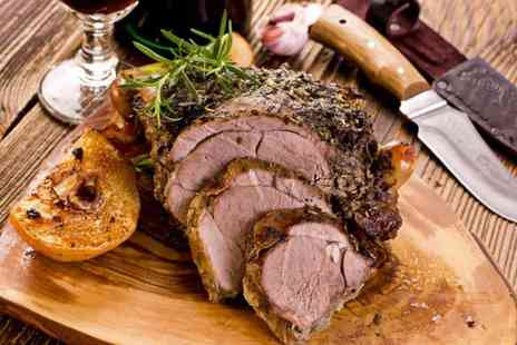 The Miners Bar and Kitchen - Sunday lunch for 2 including a glass of wine - Save 51%