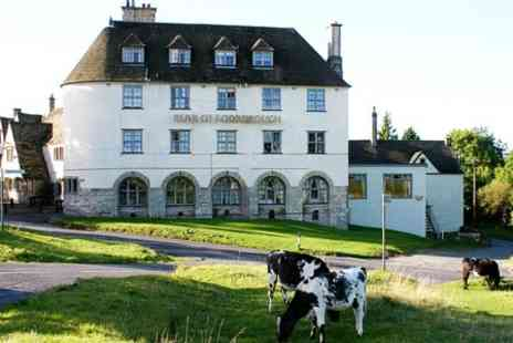 The Bear of Rodborough Hotel - One Night Stay For Two With Cream Tea - Save 50%