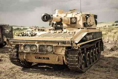 Tank Driving Scotland - Argo Cat Amphibious Buggy Experience For One - Save 0%