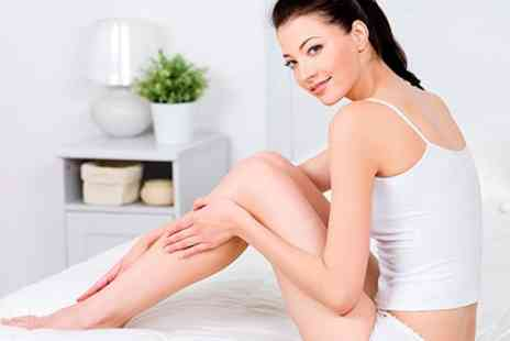 QT Hair and Beauty Studio - Six Sessions IPL Hair Removal For Choice of Two Areas  - Save 48%
