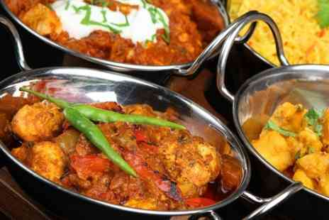 Eastern Touch - Two Course Indian Meal For Two - Save 56%