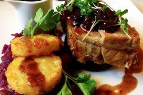 The Farmers Welton - Five Course Lincolnshire Tasting Menu For Two - Save 50%