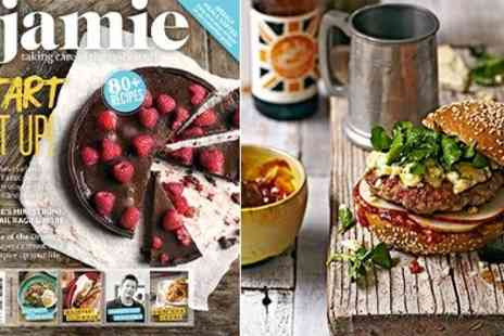 Jamie Magazine - 10 Issues of Jamie Magazine - Save 50%