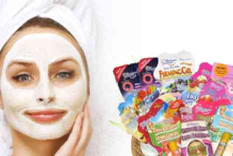 Montagne Jeunesse - 19 product gift basket including Face Mask and Moisturiser - Save 60%