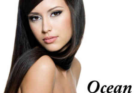 Ocean Hair - Express Brazilian Blowdry with Wash & Cut just £29 - Save 67%