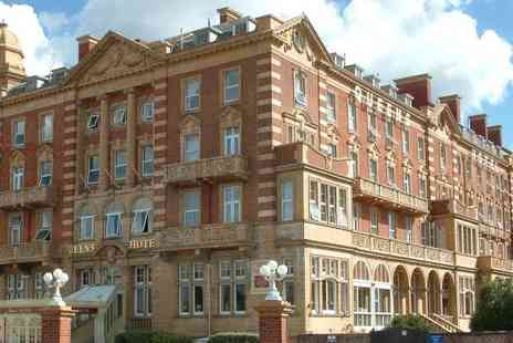 The Queens Hotel - Two Nights Bed and Breakfast Stay for two - Save 39%
