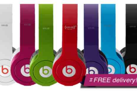 Global Electronic Deals - Pair of Beats by Dre Solo HD headphones - Save 36%