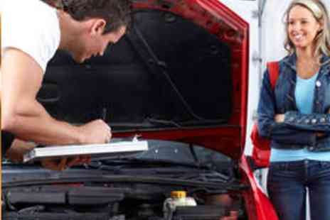 North East Garages - Winter Car Service Including 50 Point Check - Save 64%