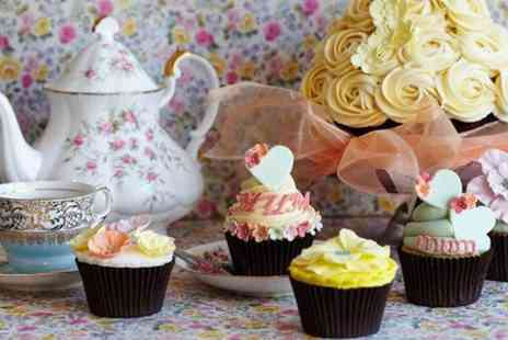 Mama Doreens Cupcakes - Afternoon Tea For Two - Save 48%
