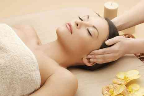 ANB at Ludikriss - Indian Head Massage Course - Save 72%