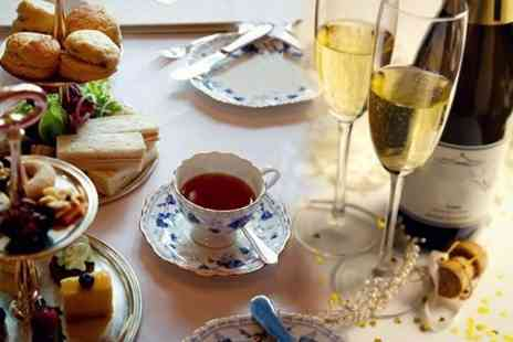 AM PM - Prosecco Afternoon Tea For Two  - Save 50%