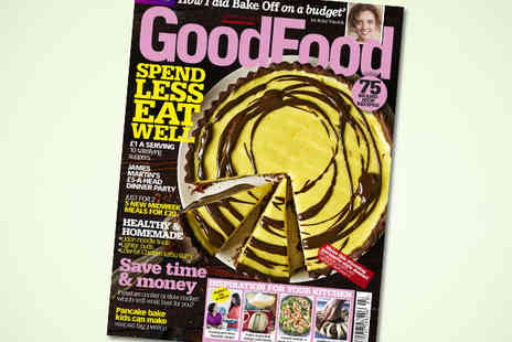 BBC Good Food Magazine - 12 Issue Subscription to BBC Good Food Magazine - Save 40%
