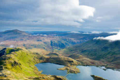 The Lodge - One night Stay For Two With breakfast at Snowdonia - Save 52%