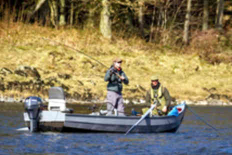 Speyfly - Full Day Highland Salmon Fishing Experience - Save 52%