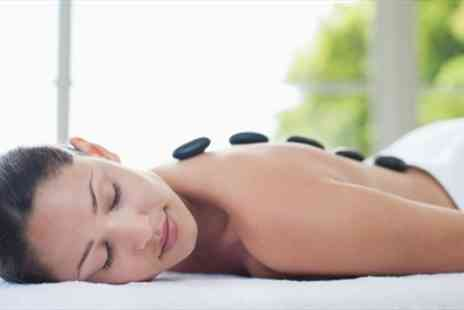 Eden Beauty - Massage & Mani or Pedi - Save 49%