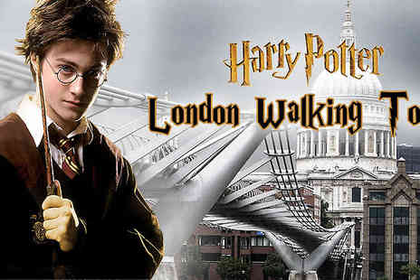 Celebrity Planet - Harry Potter London walking tour - Save 40%