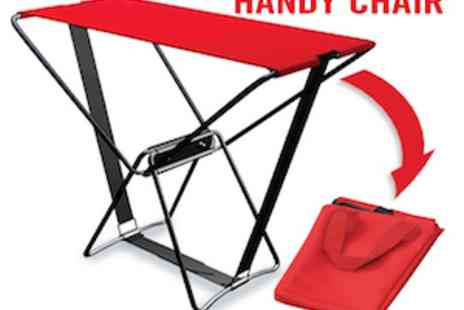 Savvy Mummys - Handy Chair Folding Chair - Save 60%