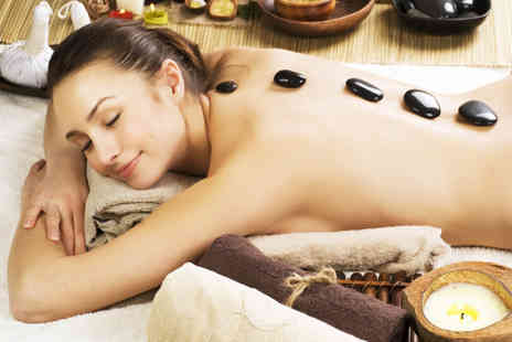 Royas holistic therapies - Pamper package including a hot stone massage facial and head massage - Save 79%