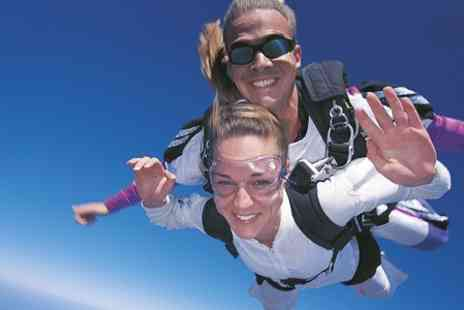 Skydive Central - Tandem Jump For One  - Save 30%