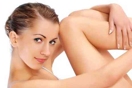 No Vello - Six Sessions of IPL Hair Removal on Choice of Areas  - Save 87%