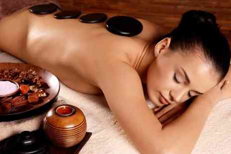 The Beauty Retreat - One Hour Hot Stone Massage Plus Back Cleanse and Mask For One - Save 67%