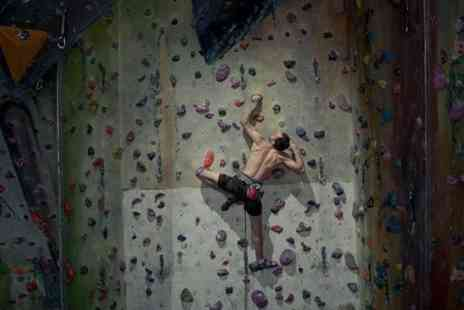 Undercover Rock - Rock Climbing Taster Session For Adults Children and Families - Save 53%