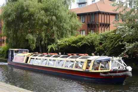 Sherborne Wharf Narrowboats - 60 Minute Canal Cruise - Save 75%