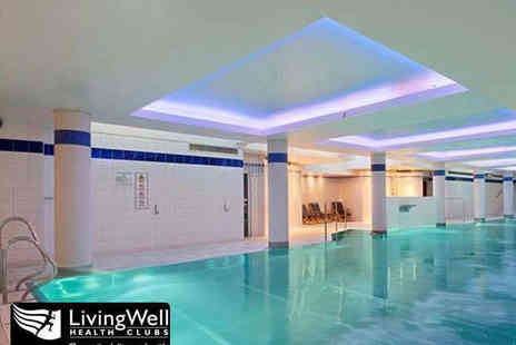 LivingWell Hilton Hotel - Day Leisure Pass to Hilton Health for Two - Save 58%