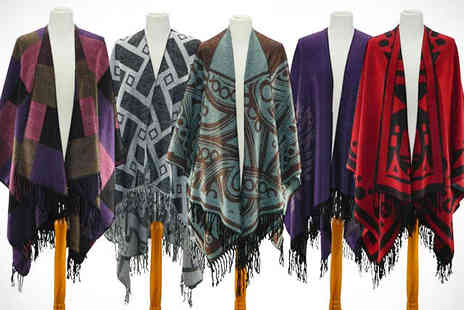 Catwalk Glamour - Wrap in Choice of Colours - Save 50%