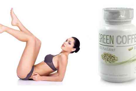 Platinum Bay - Green Bean Coffee Extract 60 Capsules - Save 74%