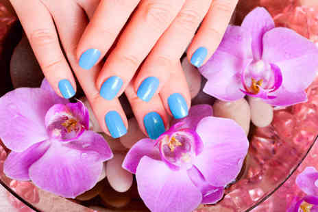 Secret Satori Spa - Two hour nail design course for 1 person - Save 50%