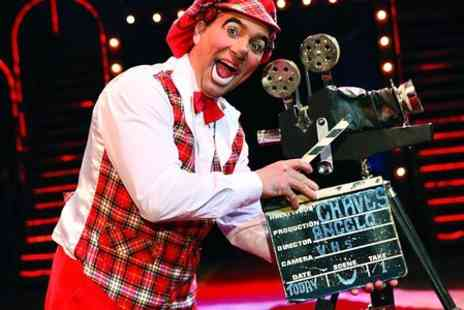 Billy Smarts Circus -  Two hour show combining comedy, theatre and dance Entry For Two - Save 60%