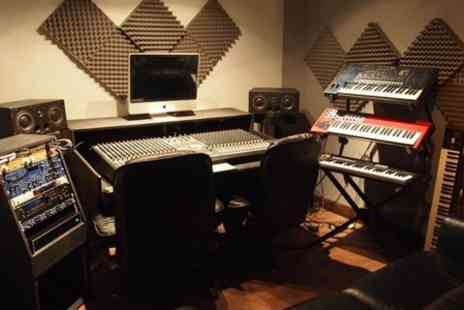 Racket Studios - Music Recording Experience - Save 69%