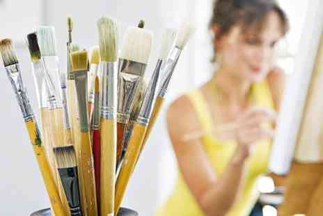 Deana Kim Page - Three Hour Painting or Sketching Workshop  - Save 50%