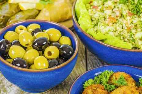 House Liverpool - Six  Tapas Dishes With Wine For Two  - Save 50%
