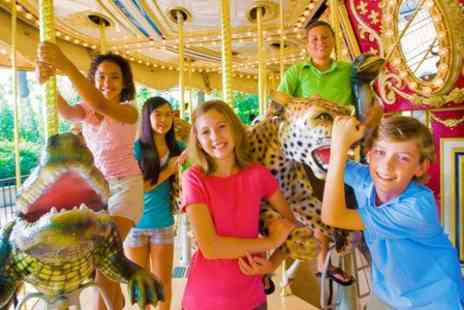 London Funfairs - Finsbury Park Family Fair Entry For One Plus 15 Ride Tokens - Save 41%