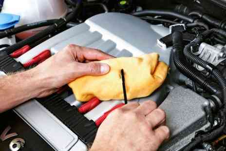 BVS Mechanics - Car Service With Oil Change Plus Wash and Vacuum - Save 77%